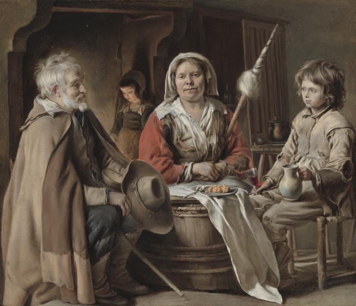 Image for Peasant Interior