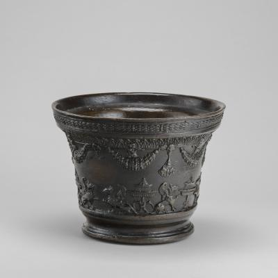 Image for Mortar with Putti and Griffins