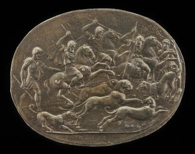 Image for A Panther Hunt