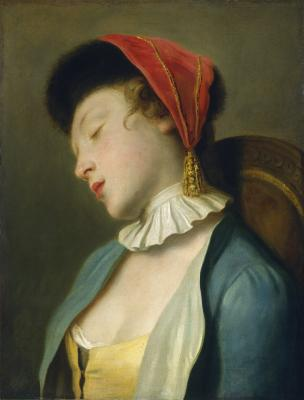 Image for A Sleeping Girl