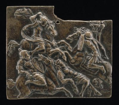 Image for A Combat of Horsemen