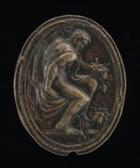 Image for A Seated Man