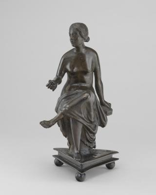 Image for A Seated Nymph