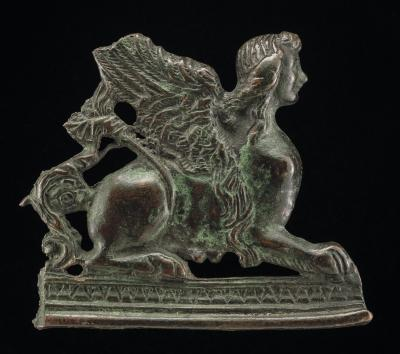 Image for A Sphinx to Right