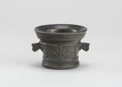 Image for Mortar with Foliage and Acanthus Leaves