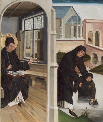 Image for A Miracle of Saint Benedict