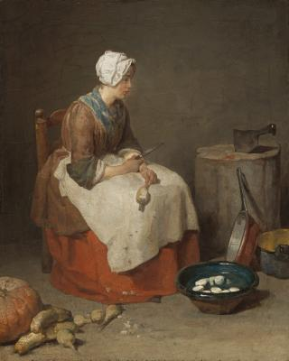Image for The Kitchen Maid