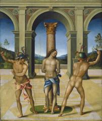 Image for The Flagellation of Christ