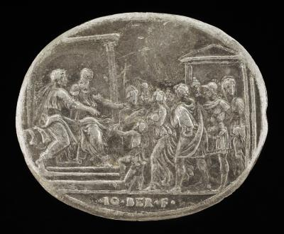 Image for The Continence of Scipio
