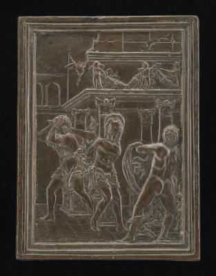 Image for The Flagellation