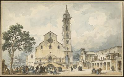 Image for The Cathedral at Trani