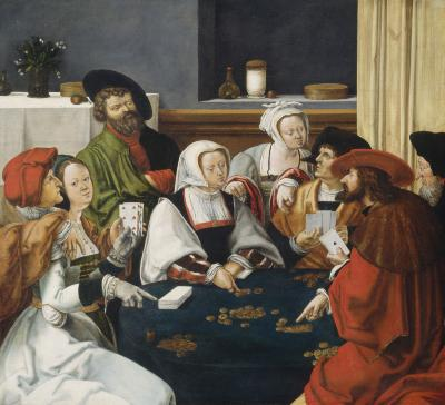 Image for The Card Players