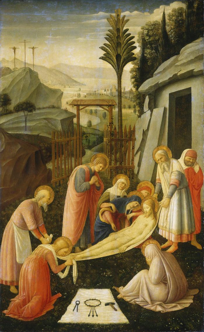 Image for The Entombment of Christ