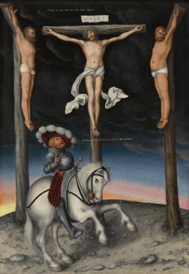 Image for The Crucifixion with the Converted Centurion