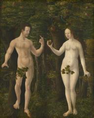 Image for The Fall of Man [middle panel]