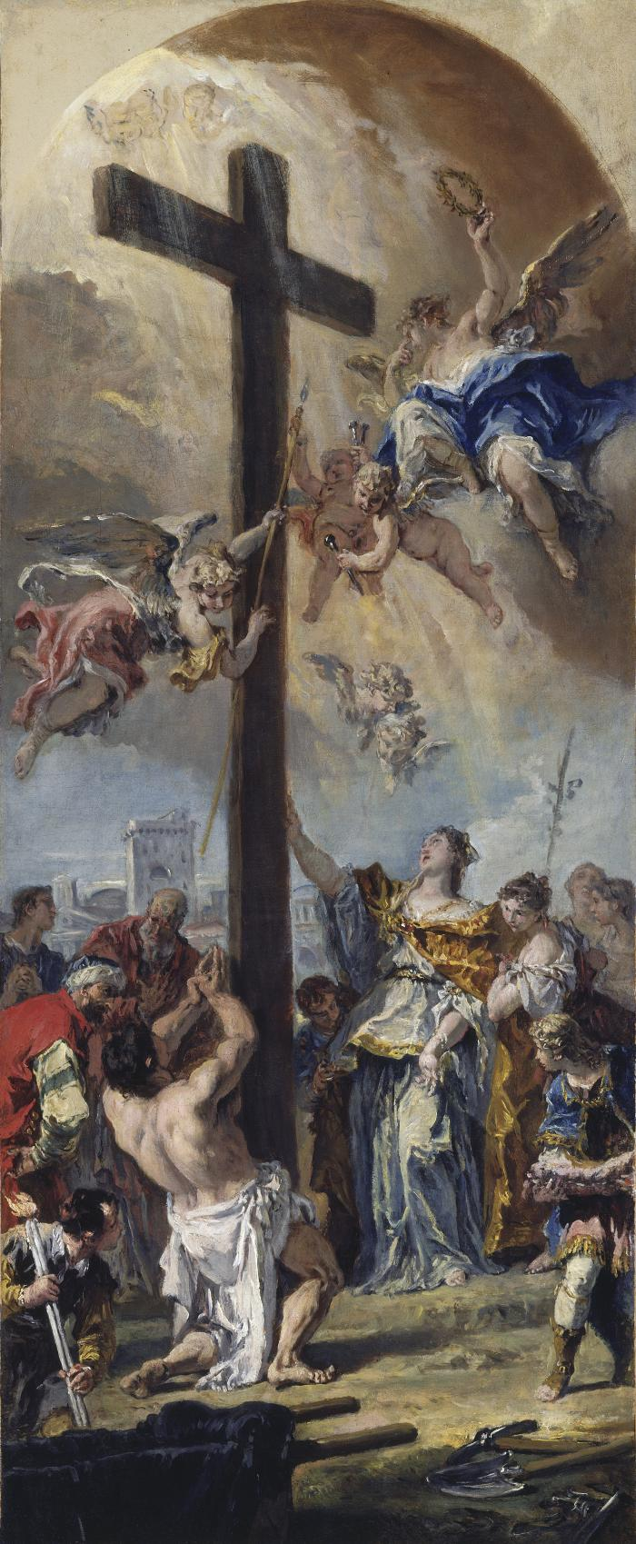 Image for The Exaltation of the True Cross