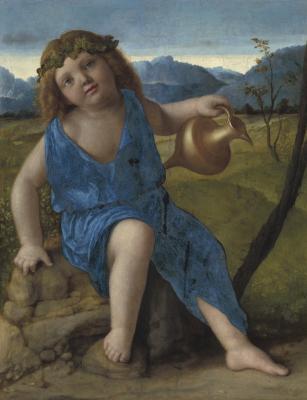 Image for The Infant Bacchus