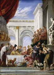 Image for The Parable of Lazarus and the Rich Man