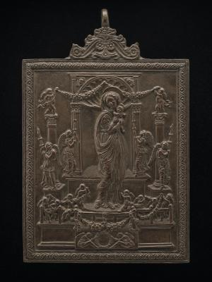 Image for The Virgin & Child with Angels