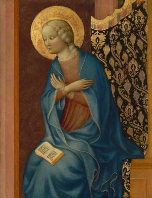 Image for The Virgin Annunciate