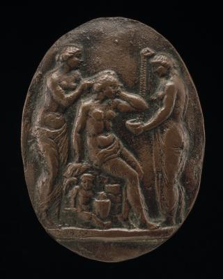 Image for The Toilette of Venus