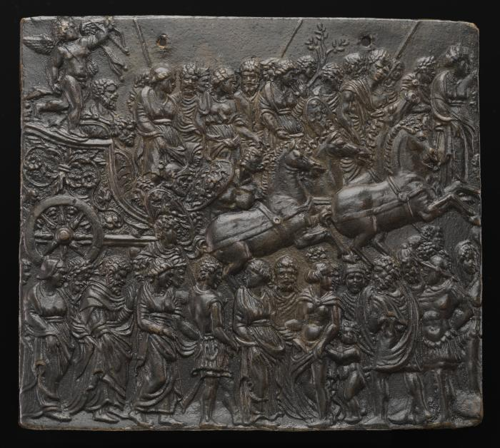 Image for The Triumph of Cupid