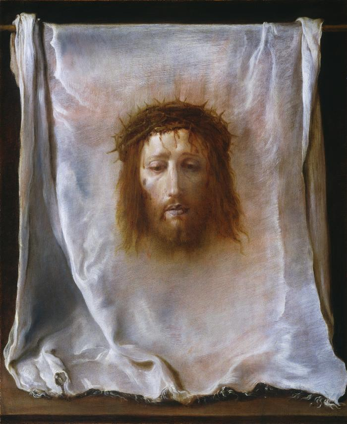 Image for The Veil of Veronica