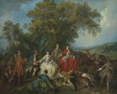 Image for Picnic after the Hunt