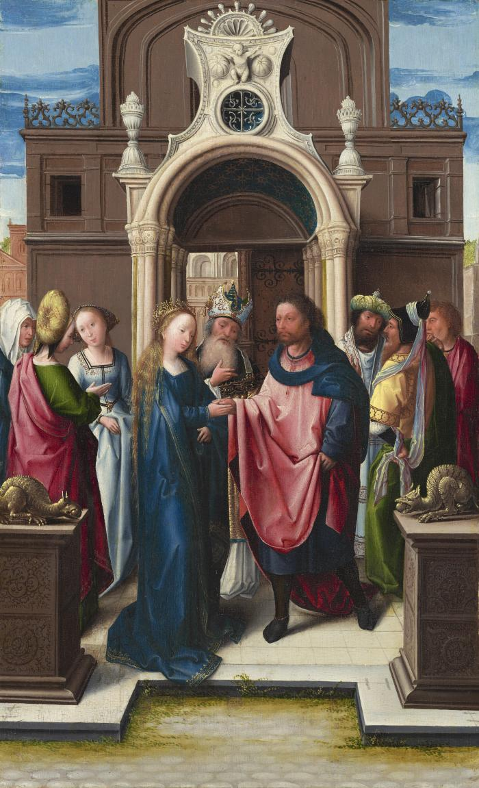 Image for The Marriage of the Virgin