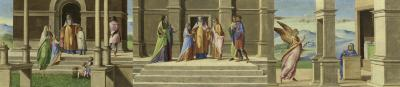 Image for The Presentation and Marriage of the Virgin, and the Annunciation