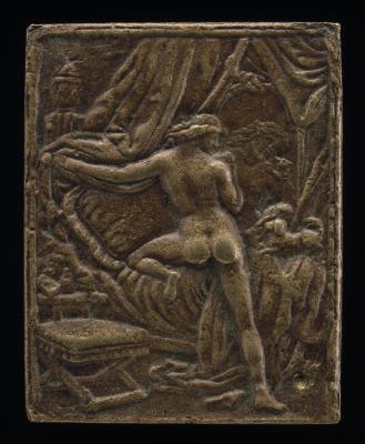 Image for The Rape of Lucretia (?)