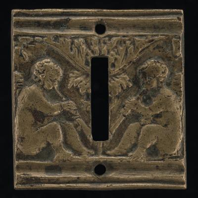 Image for Two Cupids with Flutes