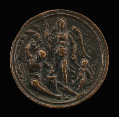 Image for Vulcan, Victory and Cupid