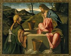 Image for Christ and the Samaritan Woman