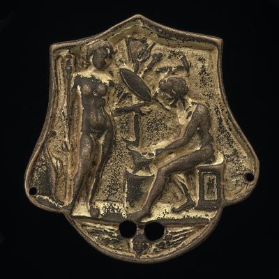 Image for Vulcan Forging the Arms of Aeneas