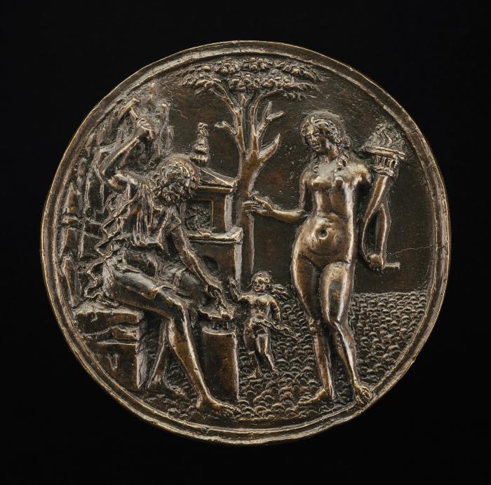 Image for Vulcan, Cupid and Venus