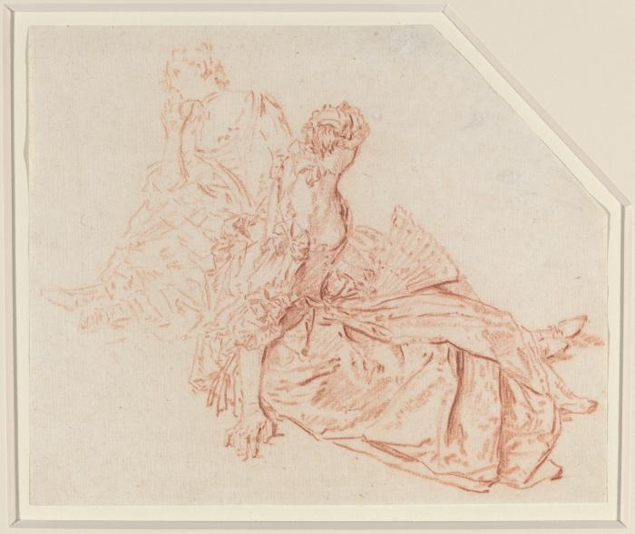 Image for Two Seated Ladies
