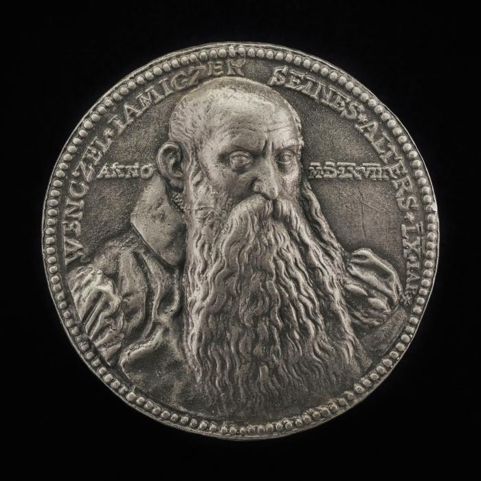 Image for Wenzel Jamnitzer, 1508-1585, Goldsmith