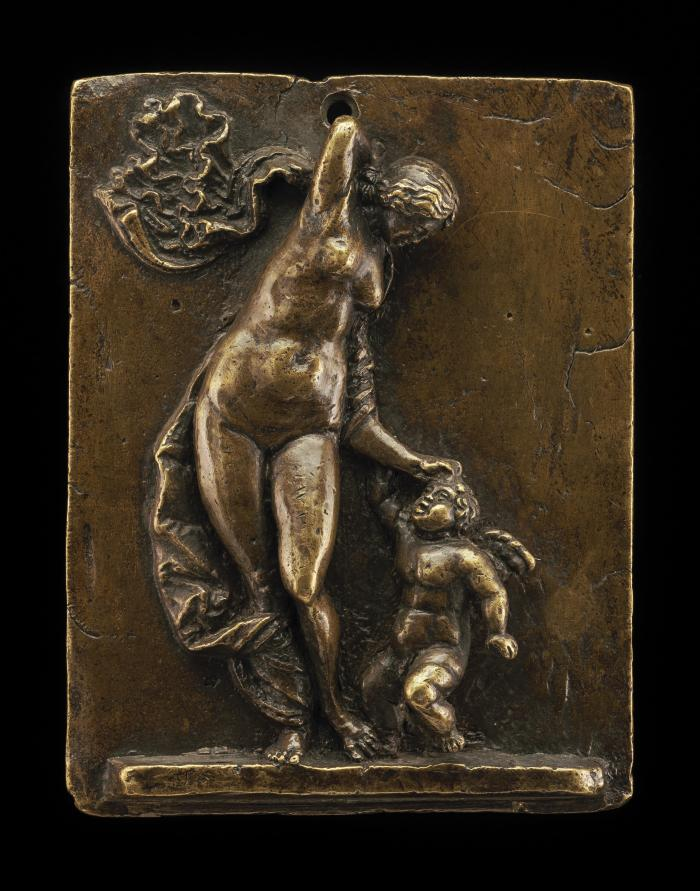 Image for Venus Chastising Cupid