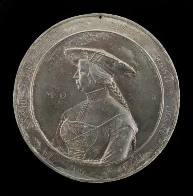 Image for Ursula Saemftl, 1499-1551, Second Wife of Sebastian Liegsalz 1522