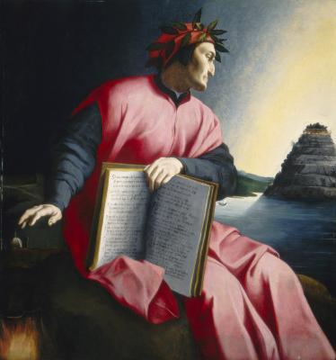 Image for Allegorical Portrait of Dante