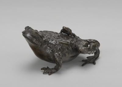 Image for A Toad with a Toad