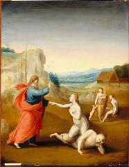 Image for The Creation of Eve