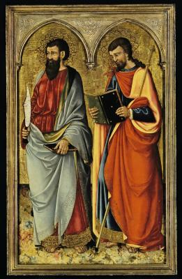 Image for Saint Bartholomew and Saint James the Great