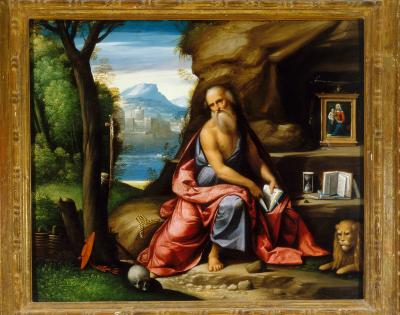 Image for Meditation of Saint Jerome