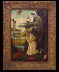 Image for Saint Jerome and Saint Francis