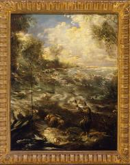 Image for Seascape with Friars
