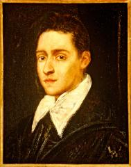 Image for Portrait of a Young Man in Black