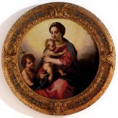 Image for Madonna and Child and the Infant Saint John