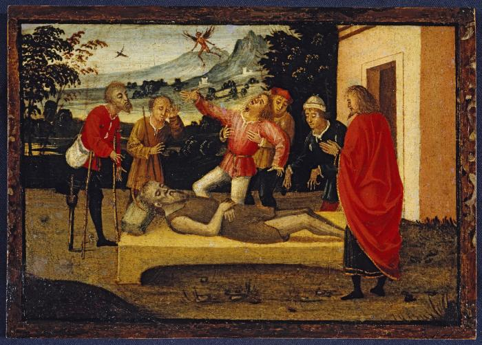 Image for Miracle of Saint Jerome
